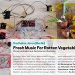 Fresh Music For Rotten Vegetables — Lab 30