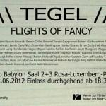 Tegel Drone — Flights of fancy