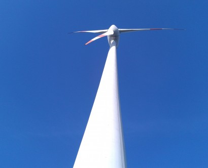 Wind Park Sound Art by Karl Heinz Jeron