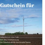 Windpark Nauen Tours 2014