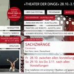 Constraints @ Theater der Dinge